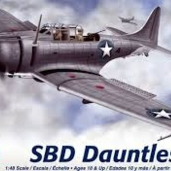 revell 855249 1/48 DAUNTLESS