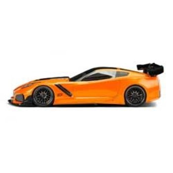 PRO Chevrolet Corvette ZR1 LW Clear Body, 190mm (picture may not reflec actual product)