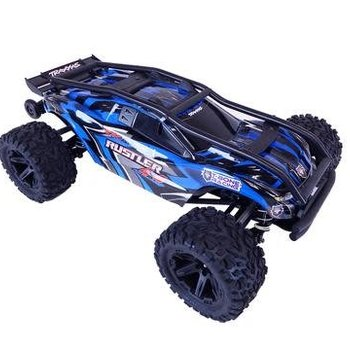 Traxxas TBR EXO Cage External Roll Cage - Traxxas Rustler 4x4 VXL (picture may not reflect actual product)