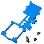 RPM 73275 ESC Cage Castle Sidewinder 3/SCT Blue