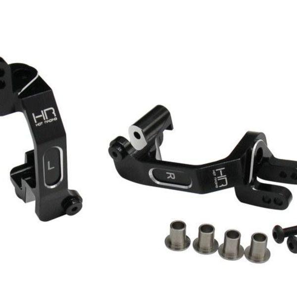 HOT RACING Aluminum Front c-hubs Arrma 1/10 4x4