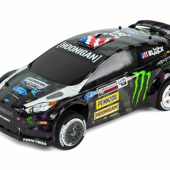 HPI WR8 FLUX Ken Block Gymkhana Ford Fiesta ST RX43 RTR 1/8 4WD Rally Car (Electric)