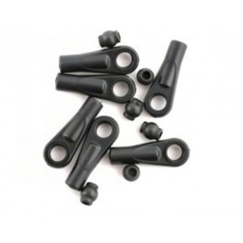 LOSI HD Rod Ends & Balls: 8B, 8T
