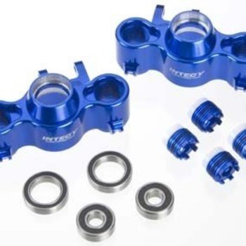 Integy T3252BLUE EVO 3 STEERING BLOCK