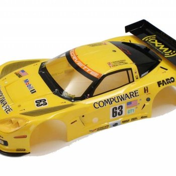"KYOSHO CHEV. CORVETTE C6-R Body Set(GT2) ""Not currently avaliable"""