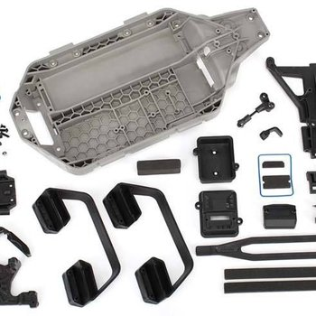 Traxxas Chassis Conversion Kit, Low CG, Slash 4x4