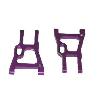 redcat Aluminum front lower arms (2pcs)(purple)(Same as 102219)