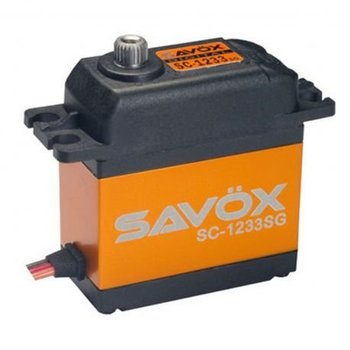 SAVOX CORELESS DIGITAL SERVO .07/180
