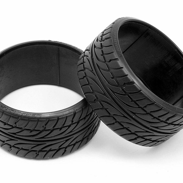HPI 4431 LP32 T-Drift Tire Dunlop LeMans LM703 (2)