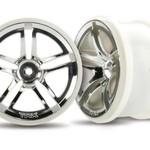 """TRA R Twin Spoke 2.8""""Wheels(2):Elec"""