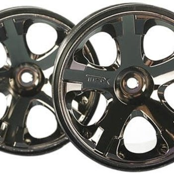 Traxxas 5576A Wheels All-Star 2.8  Nitro Re/Elec Frt(2)