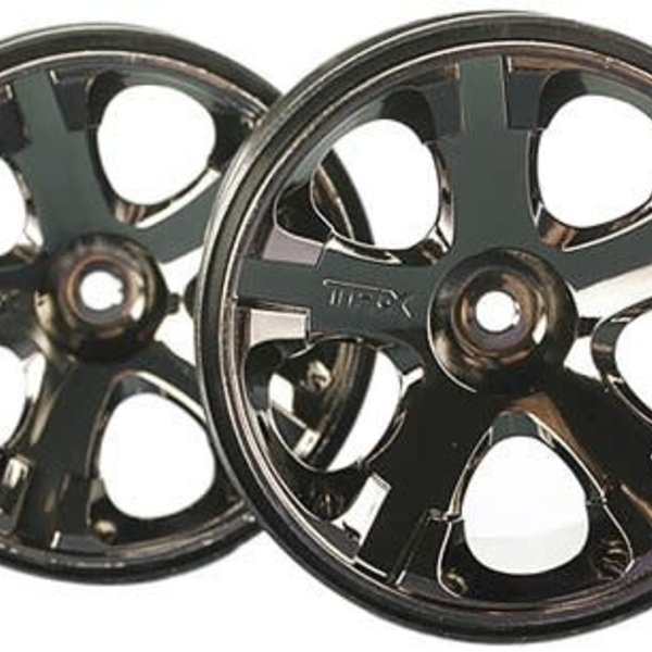 Traxxas 5576A Wheels All-Star 2.8  Nitro Re/Elec Frt(2)