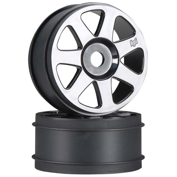 103677 V7 WHEEL BLACK 42X83MM