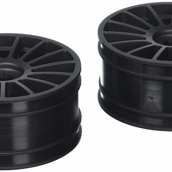 Wheel, Black (2): 6IX