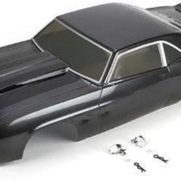 1969 Chevrolet Camaro RS Body Set, Gun Metal: V100