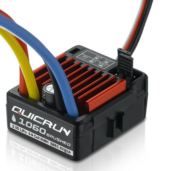 Quicrun WP1060 Brushed ESC (1/10)