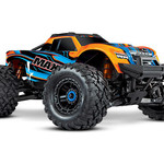Traxxas MAX COLOR NOT SPECIFIED  Maxx®: 1/10 Scale 4WD Brushless Electric Monster Truck. Fully assembled, Ready-to-Race®, with TQi Traxxas Link™ Enabled 2.4GHz Radio System with Traxxas Stability Management (TSM)®, Velineon® VXL-4s Brushless Power System, and Pro