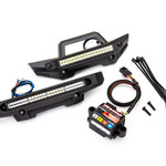 Traxxas tra8990 - LED light kit, Maxx®, complete (includes #6590 high-voltage power amplifier)