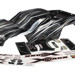 Traxxas 7711X Body X-Maxx ProGraphix/Decal Sheet