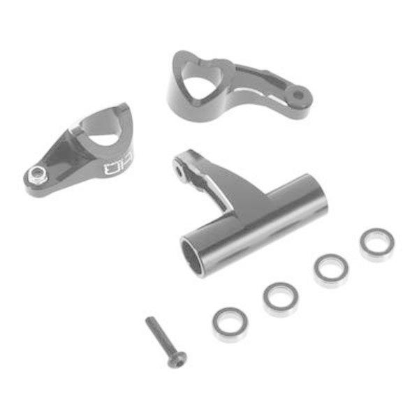 HOT RACING AON4801 Aluminum Bearing Steering Bellcrank Kraton