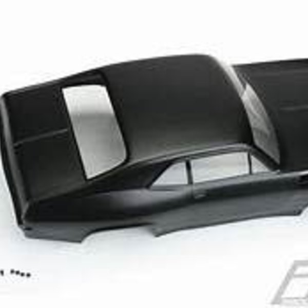 PROLINE 1969 Chevrolet Nova Clear Body Slash 2wd Drag Car