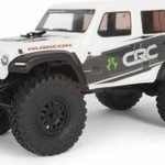 axial SCX24 2019 Jeep Wrangler JLU CRC 1/24 4WD-RTR WHT