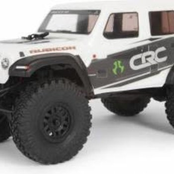 SCX24 2019 Jeep Wrangler JLU CRC 1/24 4WD-RTR WHT (Shipping included in online price to the lower 48 states)