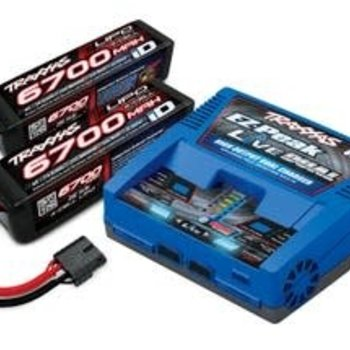 Traxxas 4S LIPO COMPLETER 2890X(2)/2973