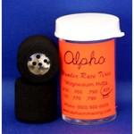 ALPHA ALPHA 3/32 X .825 FULL HUB DRILLED WONDER MEDIUM
