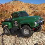 axial 1/10 SCX10 II 1955 Ford F-100 Truck 4WD RTR, Green (AXI03001T2)