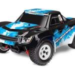 Traxxas 76064-5_BLUE LaTrax Desert Prerunner: 1/18-Scale 4WD Electric Truck