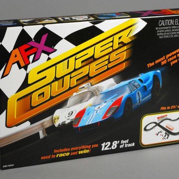 AFX NYA Super Coupes (MG+) Set