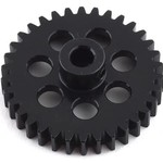 HOT RACING 34T STEEL MOD 1 PINION GEAR 5MM