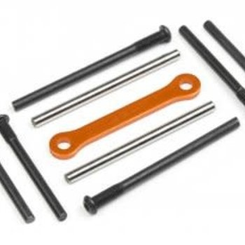 HPI Racing Hinge Pin Set (Front/Rear) Jumpshot