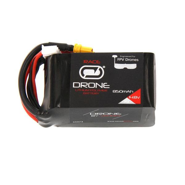 VENOM 75C 14.8V 850mAh 4S Drone Racing LiPo :XT30 Plug