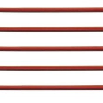 """APEX APEX RC PRODUCTS JR STYLE 6"""" / 150MM SERVO EXTENSION LEAD - 5 PACK #1006"""