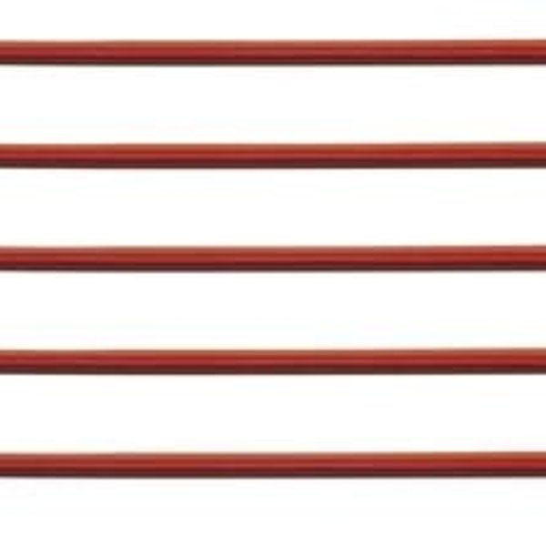 "APEX APEX RC PRODUCTS JR STYLE 6"" / 150MM SERVO EXTENSION LEAD - 5 PACK #1006"