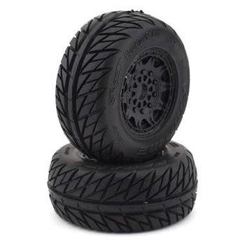 PROLINE Street Fighter SC Tires MTD Raid 17mm F/R