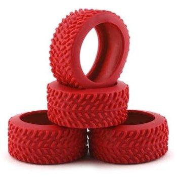 ASC NanoSport Pin Tires, red
