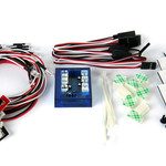 Commonsence RC Scale Realistic  LED Kit,blinker,stop,reverse turn lgts