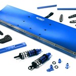 Integy Alloy Machined Snowplow Kit for Traxxas 1/10 Stampede 2WD & Slash 2WD