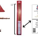 K&S Copper Telescoping Tubing 1/16-1/4