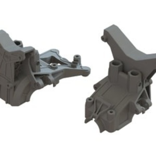 arrma AR320399 F/R Composite Upper Gearbox Covers/Shock Tower
