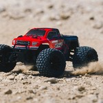 arrma 1/10 Granite Mega 4x4 Brushed 4WD MT Red/Black