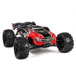 arrma 1/8 KRATON 6S BLX 4WD Brushless Speed Monster Truck with Spektrum RTR, RED