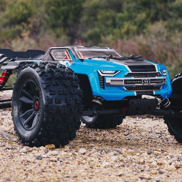 arrma 1/8 Kraton 6S 4WD BLX  RTR Blue - Shipping included at checkout