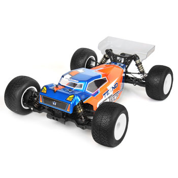 TKR ET410 1/10s 4WD Competition Electric Truggy Kit