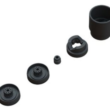 arrma Servo Saver Plastic Parts Set