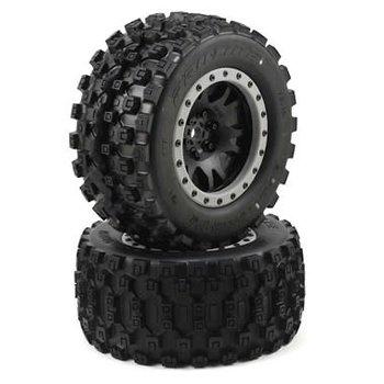 PROLINE 10131-13 Badlands MX43 Pro-Loc All Terrain Tires (2) Mn