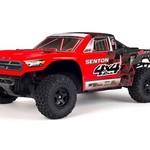 arrma 1/10 Senton Mega 4x4 Brushed 4WD SC Red/Black